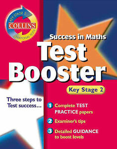 Onions, Rowena Success In... - Maths: Test Booster for Key Stage 2 (Collins Stud
