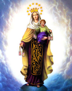 Prayer to the Virgin Mary, Never Known to Fail