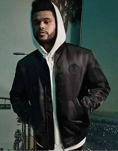 XO H&M Bomber Jacket - THE WEEKND EXCLUSIVE H&M