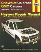 GMC Canyon Repair Manual