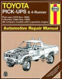 Toyota Pickup   '79'95 Haynes Repair Manuals