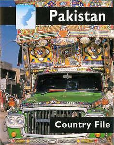 Graham, Ian, Pakistan (Country Files), Very Good Book