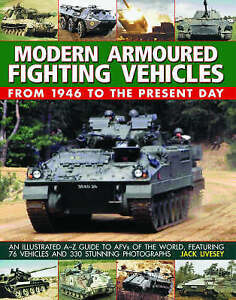 Modern Armoured Fighting Vehicles From 1946-9781844764624-G013