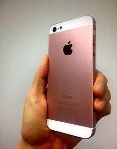 iPhone 5 16GB Rose Gold, Unlocked, New battery, Warranty Brisbane City Brisbane North West Preview