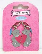 Tatty Teddy Keyring