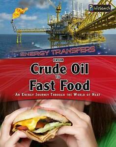 From Crude Oil Fast Food An Energy Journey Through World Heat by Graham Ian