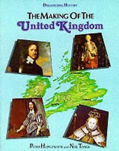 """VERY GOOD"" Making of the UK (Discovering History), Tonge, Neil, Hepplewhite, Pe"