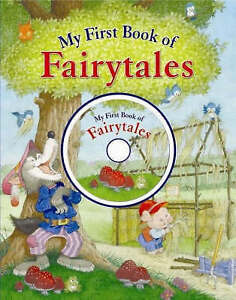 My First Book of Fairytales (Book & CD) (Book & CD) (Book & CD), Tony Hutchings
