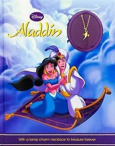 NEW Disney Aladdin by Parragon