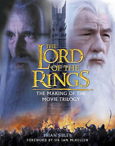 The-Lord-of-the-Rings-The-Making-of-the-Movie-Trilogy-GOOD-Book