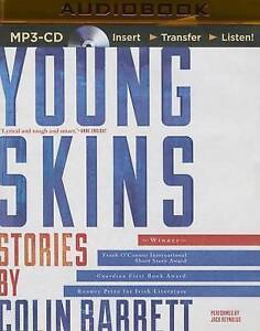 NEW Young Skins by Colin Barrett