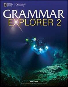 Grammar Explorer 1st Edition