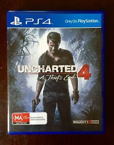 Ps4 Uncharted 4 Thief's End. Disc in 'AS NEW' Condition. $27 or Swap Preston Darebin Area Preview