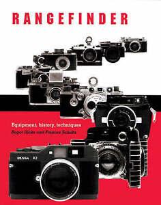 Rangefinder: Equipment, History, Techniques, Schultz, Frances, Hicks, Roger, New