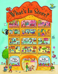 What's in Store?, Good Condition Book, Pippa Goodhart, Joelle Dreidemy, ISBN 978