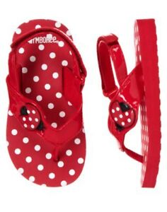 NWT Gymboree Flip Flop Sandals Many Styles & Many Sizes 5-6 7-8 9-10 11-12 13-1
