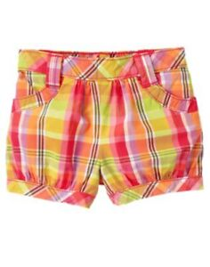 NWT Gymboree Pretty Posies 3-6 6-12 12-18 18-24 2T 3T 4T 5T Top Shorts Capri++