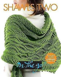 Shawls Two on the Go! von Available Not Available - stricken- Handarbeit