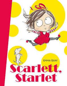 Scarlett, Starlet by Emma Quay (Paperback)