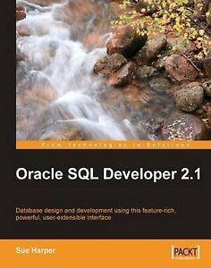 Oracle SQL Developer 2.1, Acceptable, Harper, Sue, Book