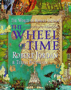 The World of Robert Jordan's The Wheel of Time-ExLibrary