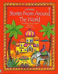 Stories from Around the World (Usborne Gift Book), Heather Amery | Hardcover Boo