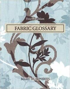 Fabric Glossary 4th Edition