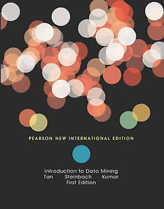 Introduction to Data Mining: Pearson New International Edition by Michael...