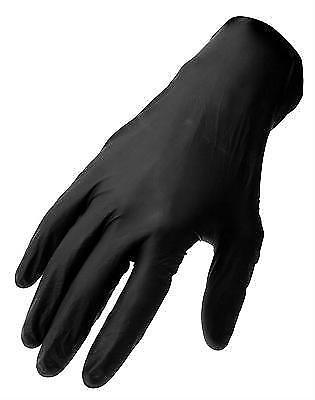 Safety glasses and rubber shop gloves are good protection from the transmission fluid