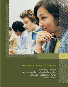 Exceptional Learners: An Introduction to Special Education by Paige C. Pullen, J