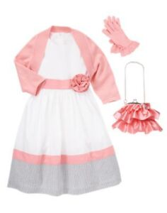 Gymboree Matching Outfit for spring/Easter  size 6 new
