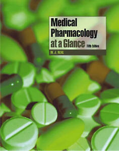 Medical-Pharmacology-at-a-Glance-At-a-Glance-ExLibrary