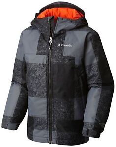 New Columbia Insulated Jacket - Youth Size Small/Size 7 - $110