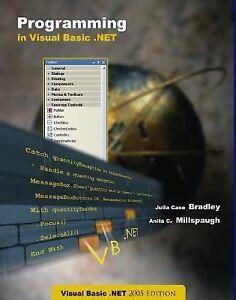 visual basic net 2005: