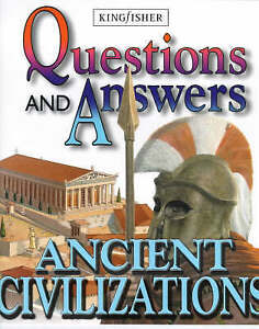 """AS NEW"" Ancient Civilizations (Questions & Answers), Madgwick, Wendy, Book"