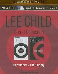Lee Child - Jack Reacher Collection: Book 7 & Book 8  : Persuader, the Enemy...