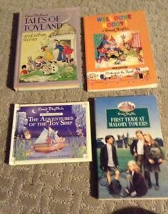Enid Blyton classic books for sale London Ontario image 5