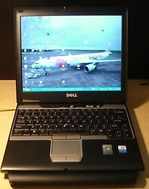 Recondioned Dell d410 laptop in good condition - £55