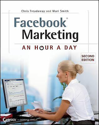 Facebook Marketing : An Hour a Day by Mari Smith; Chris Treadaway for sale  Shipping to India