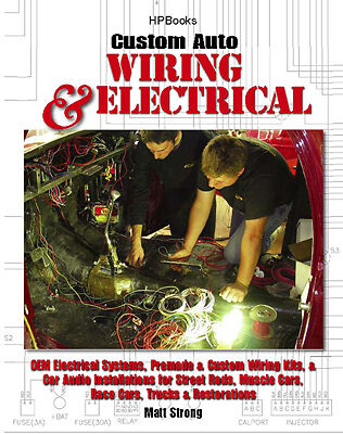 Custom Auto Wiring & Electrical - Book HP1545