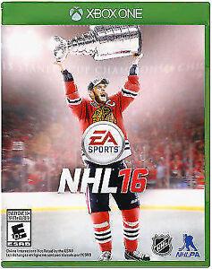 Xbox one - NHL 16