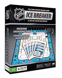 Brand new - NHL Icebreaker Card Hockey Board Game