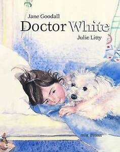 GOODALL, JANE-DR.WHITE MINI EDITION  BOOK NEW