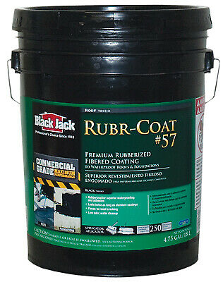 4.75-gallon Pro Series 57 Rubberized Sbs Roof Coating