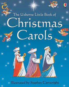 Marks, Anthony, The Usborne Little Book of Christmas Carols, Very Good Book