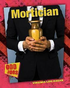 Mortician by Loh-Hagan, Virginia -Hcover