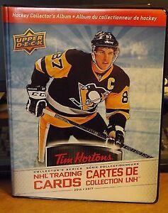Looking to Buy or Trade For Tim Hortons Hockey Cards