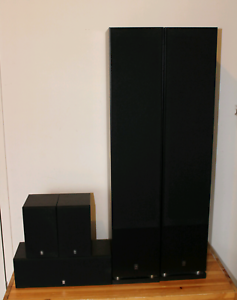 Yamaha Quality NS-7900 5.1 Home Theater Speaker System RRP $1499 Chadstone Monash Area Preview