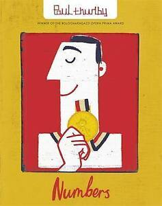 Numbers, Paul Thurlby