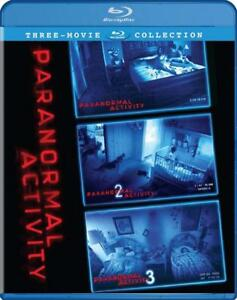 Paranormal Activity 3-Movie Collection